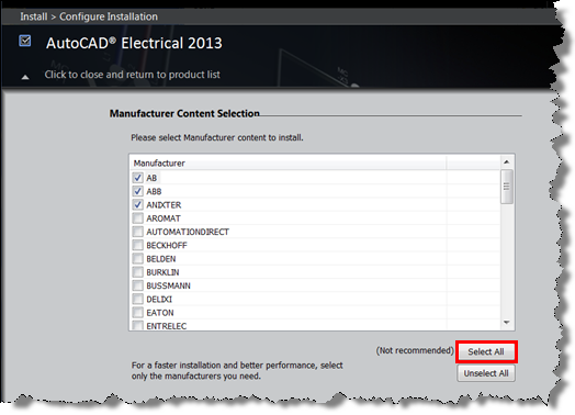 Things You Should Know When Installing AutoCAD Electrical | Synergis
