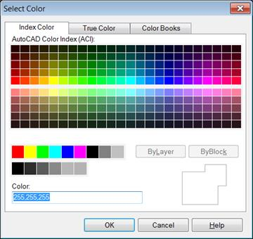 Choosing Layer Colors in AutoCAD | Synergis Engineering