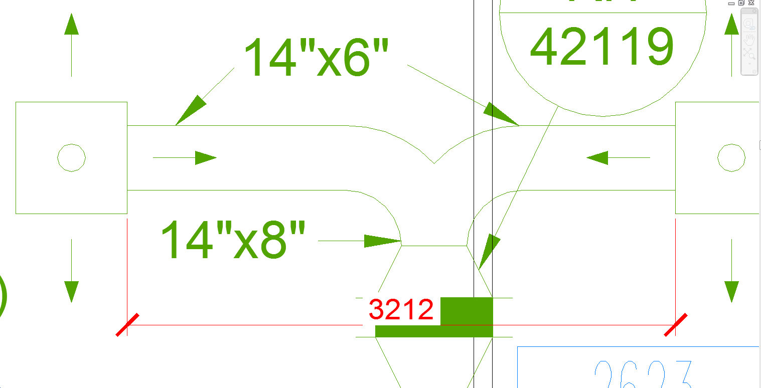 how to make continuous dimension in autocad