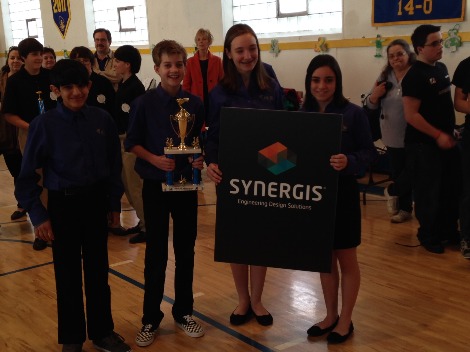F1 - middle school winner - Rush International