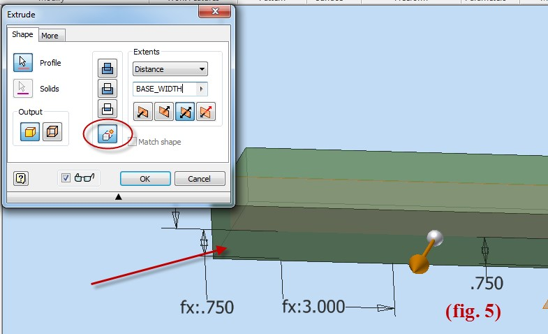 Inventor: Multi-Body Part Modeling (Part 1 of 2)   Synergis