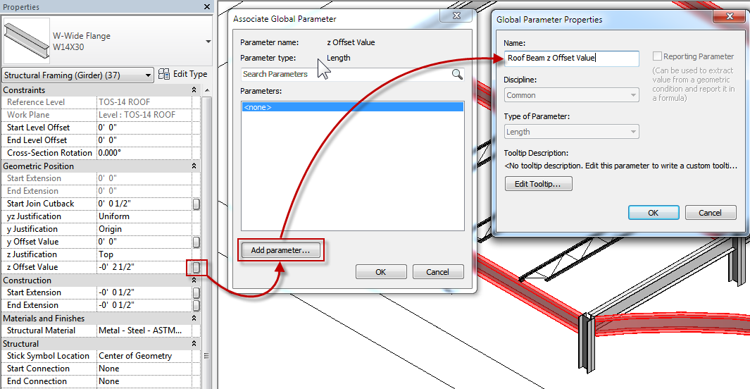 Grappling Revit's new Global Parameters | Synergis