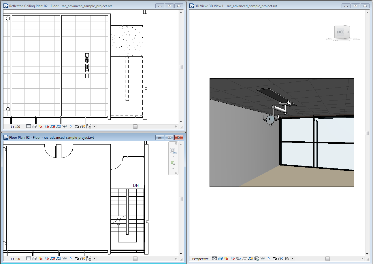 Back To Basics With Revit Families Why Ceiling Based Families Don T
