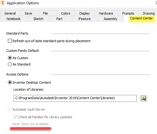 What's New… Autodesk Inventor/Inventor Professional 2019